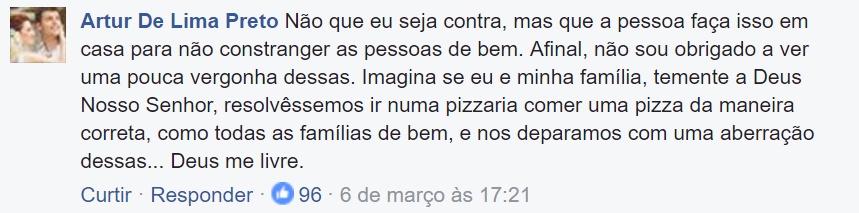 Reprodução   Facebook - Não Salvo, https://www.facebook.com/NaoSalvo/posts/10154521369207989