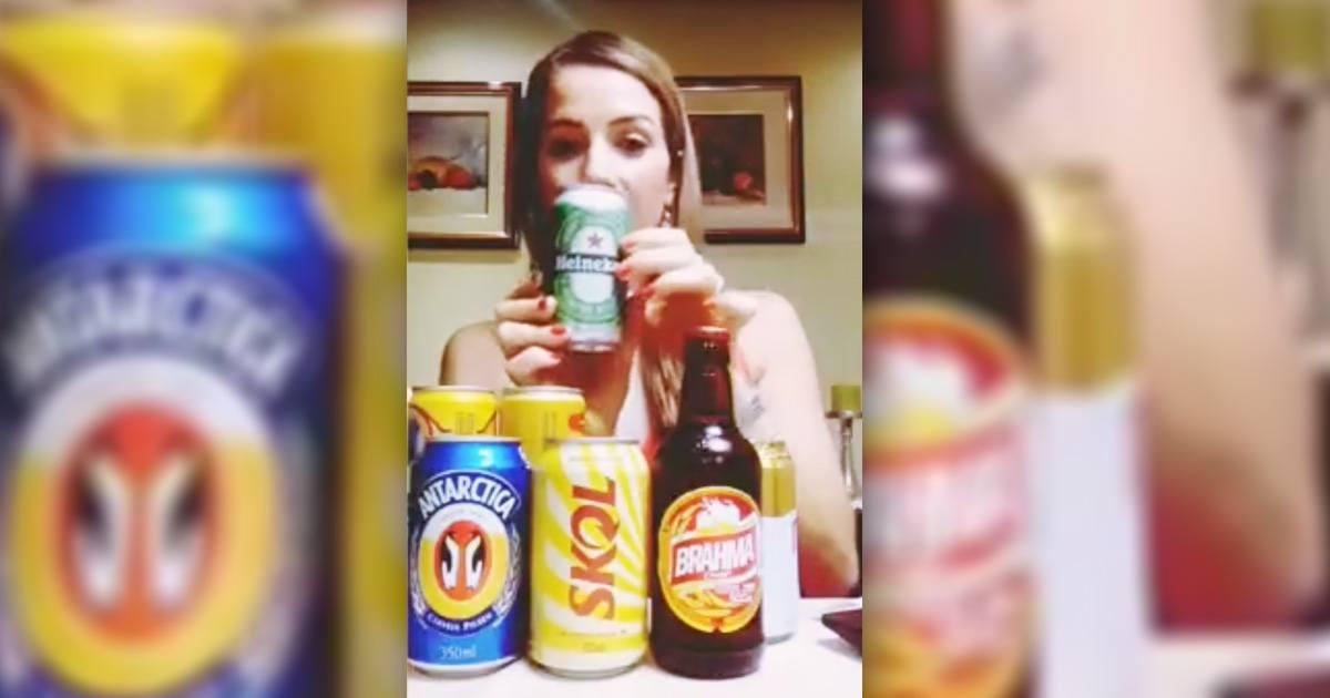 nutricionista cerveja nao indicada