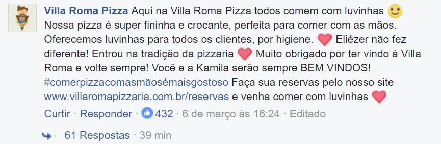 Reprodução - Facebook - Não Salvo, https://www.facebook.com/NaoSalvo/posts/10154521369207989