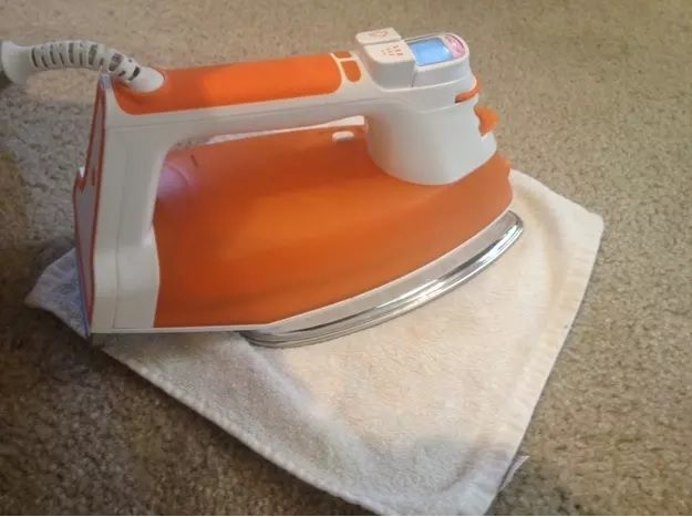 Homemaker Chic, https://homemakerchic.com/2012/07/03/how-to-clean-stubborn-carpet-stains-with-an-iron-and-vinegar/