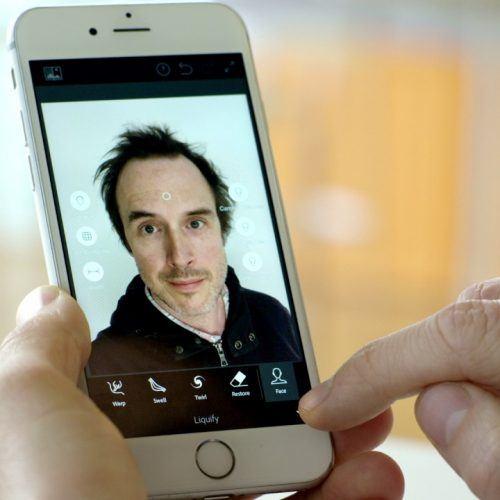 Gizmodo, http://gizmodo.uol.com.br/adobe-selfies-aplicativo-misterioso/