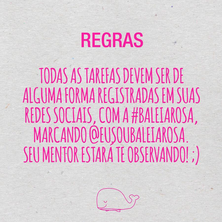 Facebook - Baleia Rosa, https://www.facebook.com/pg/eusoubaleiarosa/photos/?ref=page_internal
