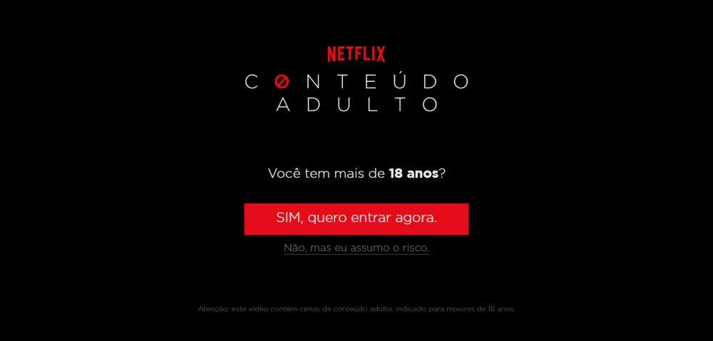 Reprodução | Netfllix, http://www.netfllix.com.br/adulto/
