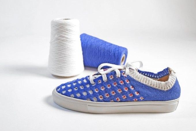 Kickstarter, https://www.kickstarter.com/projects/kniterate/kniterate-the-digital-knitting-machine
