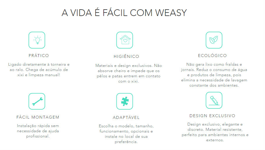 Facebook - Weasy, https://www.facebook.com/pg/weasy.br/photos/?ref=page_internal