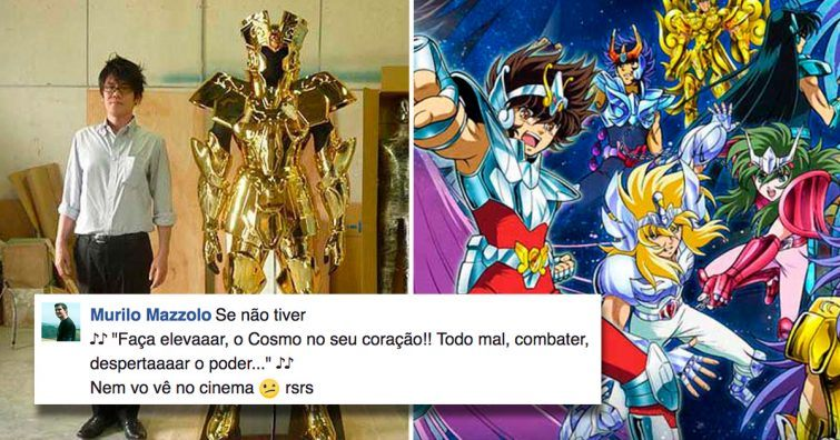 cavaleiros do zodiaco live action