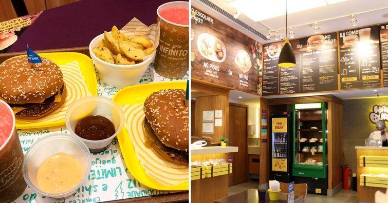 fast food vegano