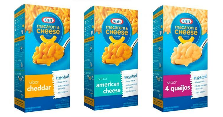 mac and cheese brasil