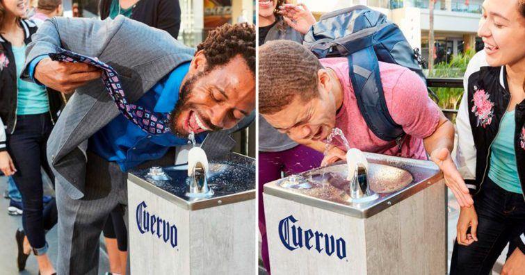 bebedouro de tequila