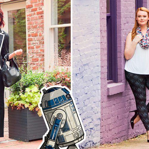 star wars moda roupa social