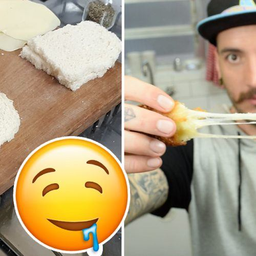 croquete stick queijo