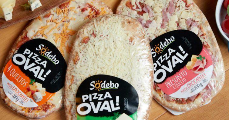pizza oval sodebo