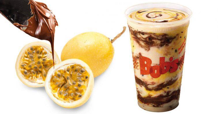 bobs milkshake maracuja nutella