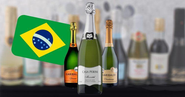 vinhos bons e baratos champagne