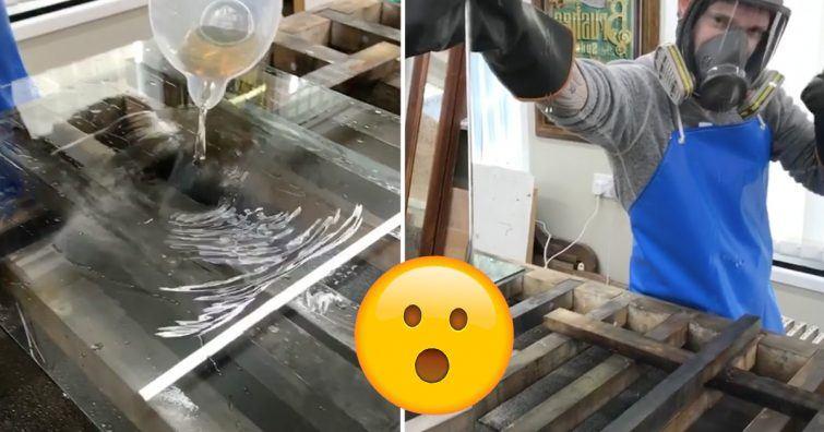 como faz espelho processo