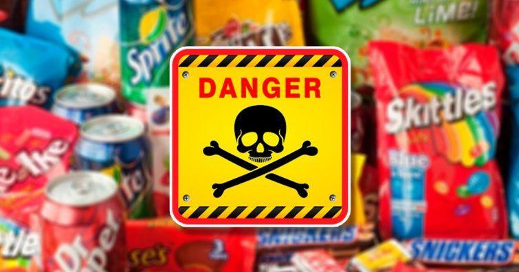 doces perigo