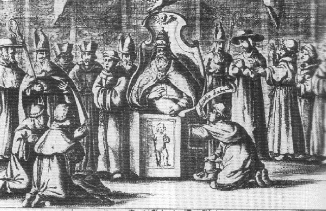 Christianity, https://christianity.stackexchange.com/questions/19552/were-the-medieval-popes-examined-on-a-toilet-lid-like-chair-to-establish-their-m